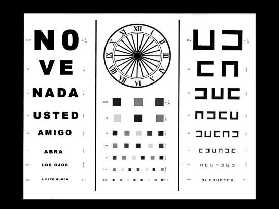 NO VE NADA USTED AMIGO, por Antonio Más Morales