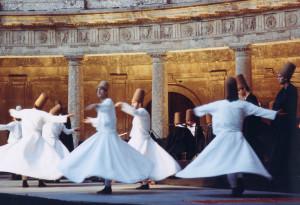 Derviches Mevlevi de Estambul