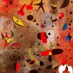 SENCILLEZ, por Joan Miró