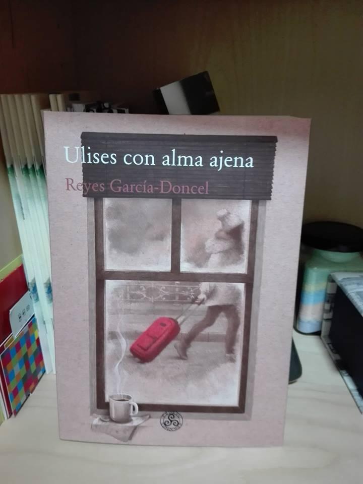 ULISES CON ALMA AJENA de Reyes García-Doncel
