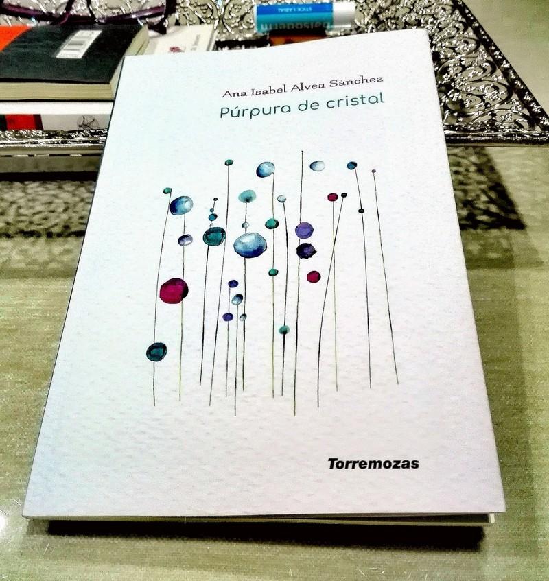 PÚRPURA DE CRISTAL de Ana Isabel Alvea