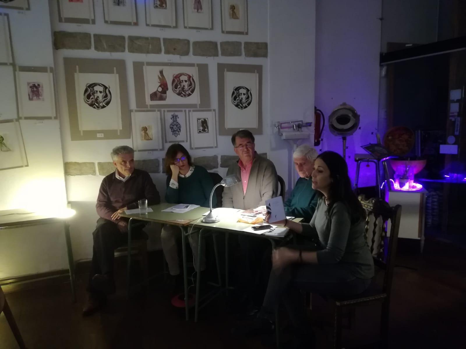 """PRESENTACIÓN LIBROS """"CUENCO DE AZAHAR"""" Y """"EL GATO Y LA MADEJA"""" DE EDITORIAL KARIMA"""
