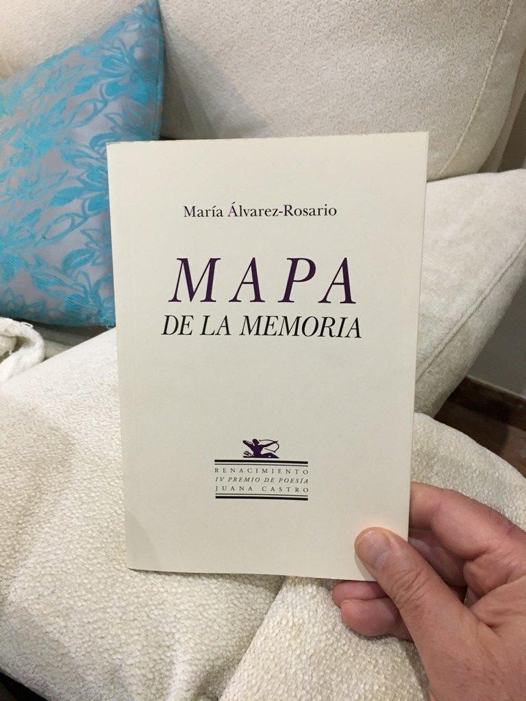 MAPA DE LA MEMORIA de María Álvarez Rosario