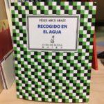 """RECOGIDO EN EL AGUA por Félix Arce """"momiji"""""""